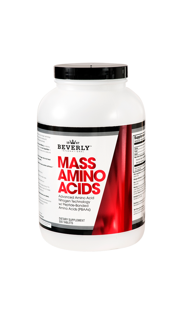 Mass Amino Acids