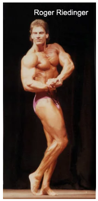 My 1985 Bodybuilding Training Routine