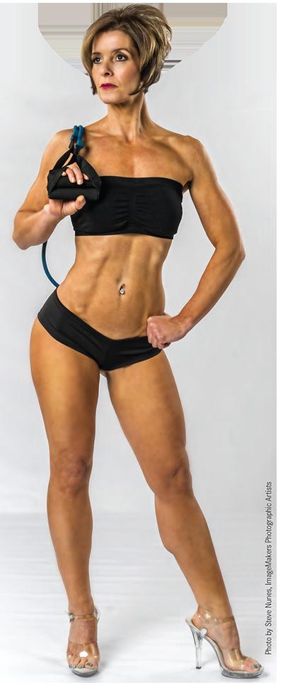 Bikini Pro at Age 50