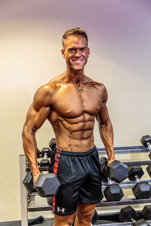 Male Gain Muscle Lose Fat Level 1