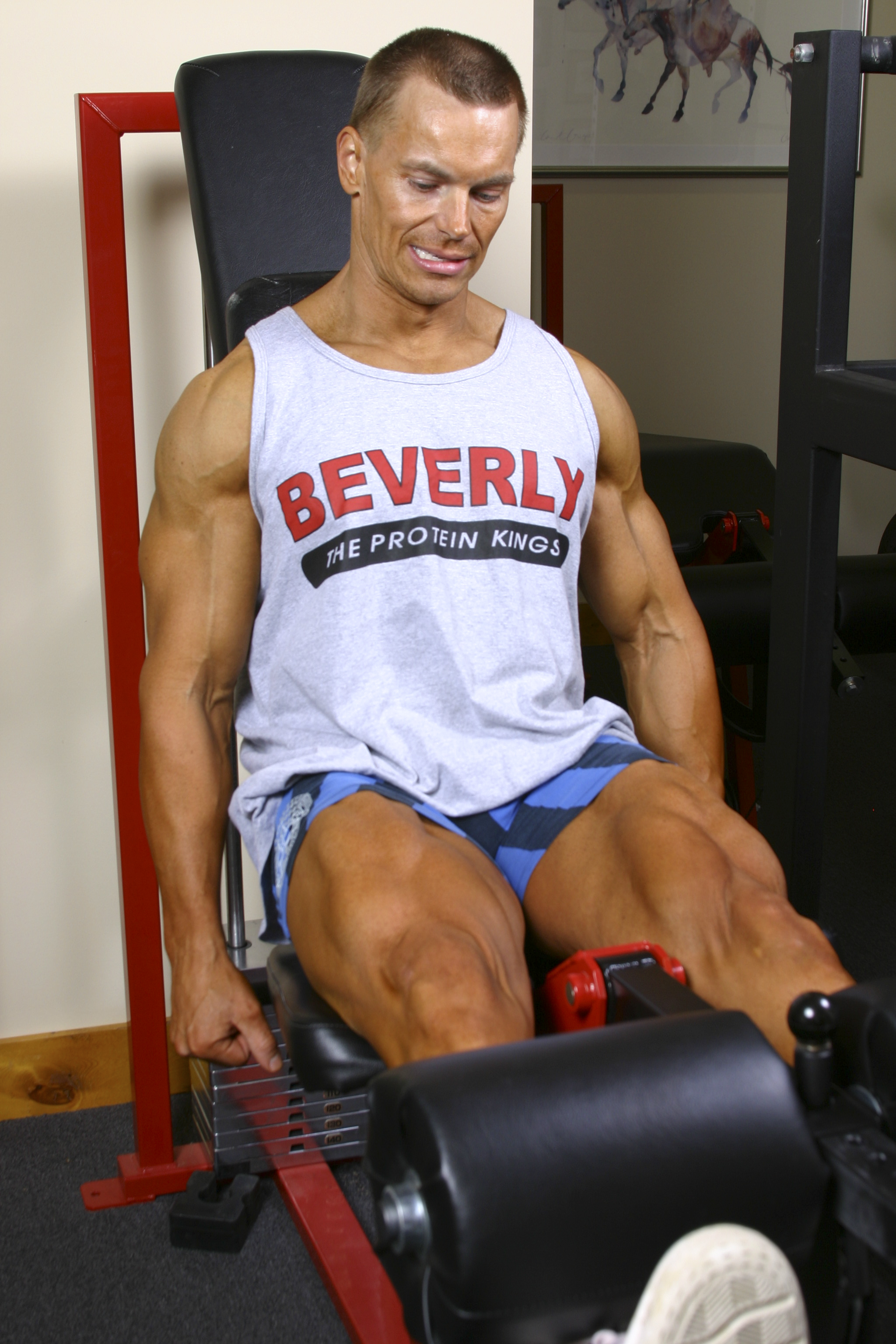 Male Gain Muscle Lose Fat Level 2