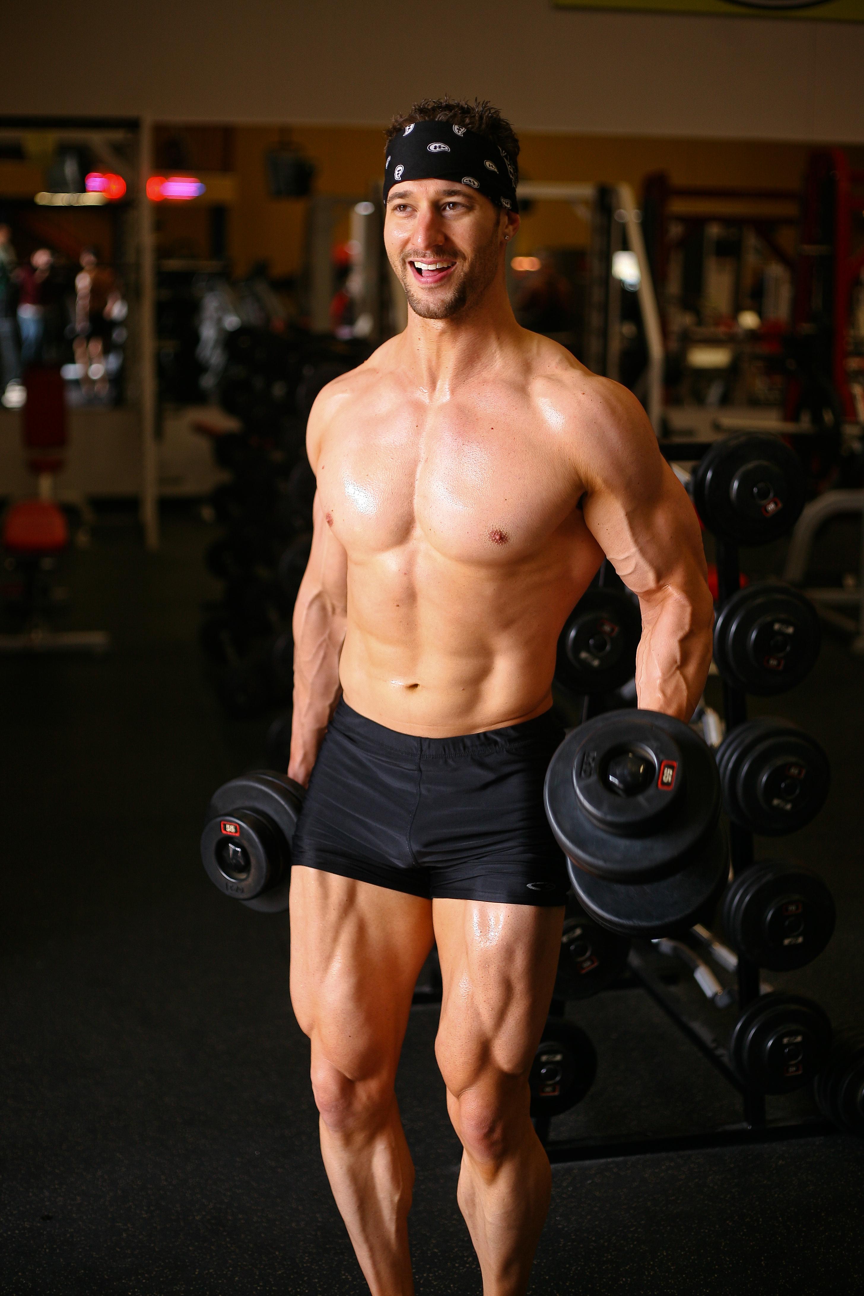 Male Gain Muscle Lose Fat Level 3