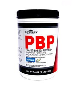 PBP – Plant-Based Protein