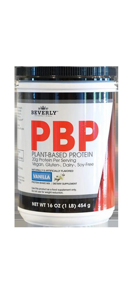PBP – Plant-Based Protein