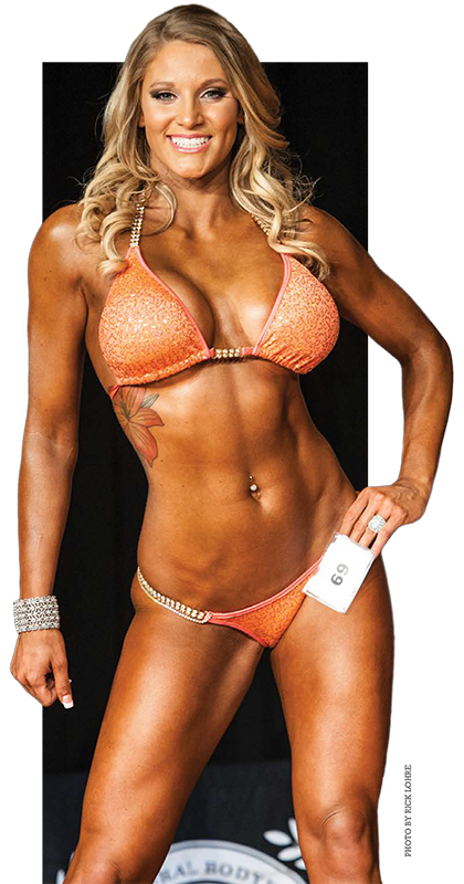 Ms. Natural KY Bikini Shares Her Lifestyle Challenges, Training and Diet