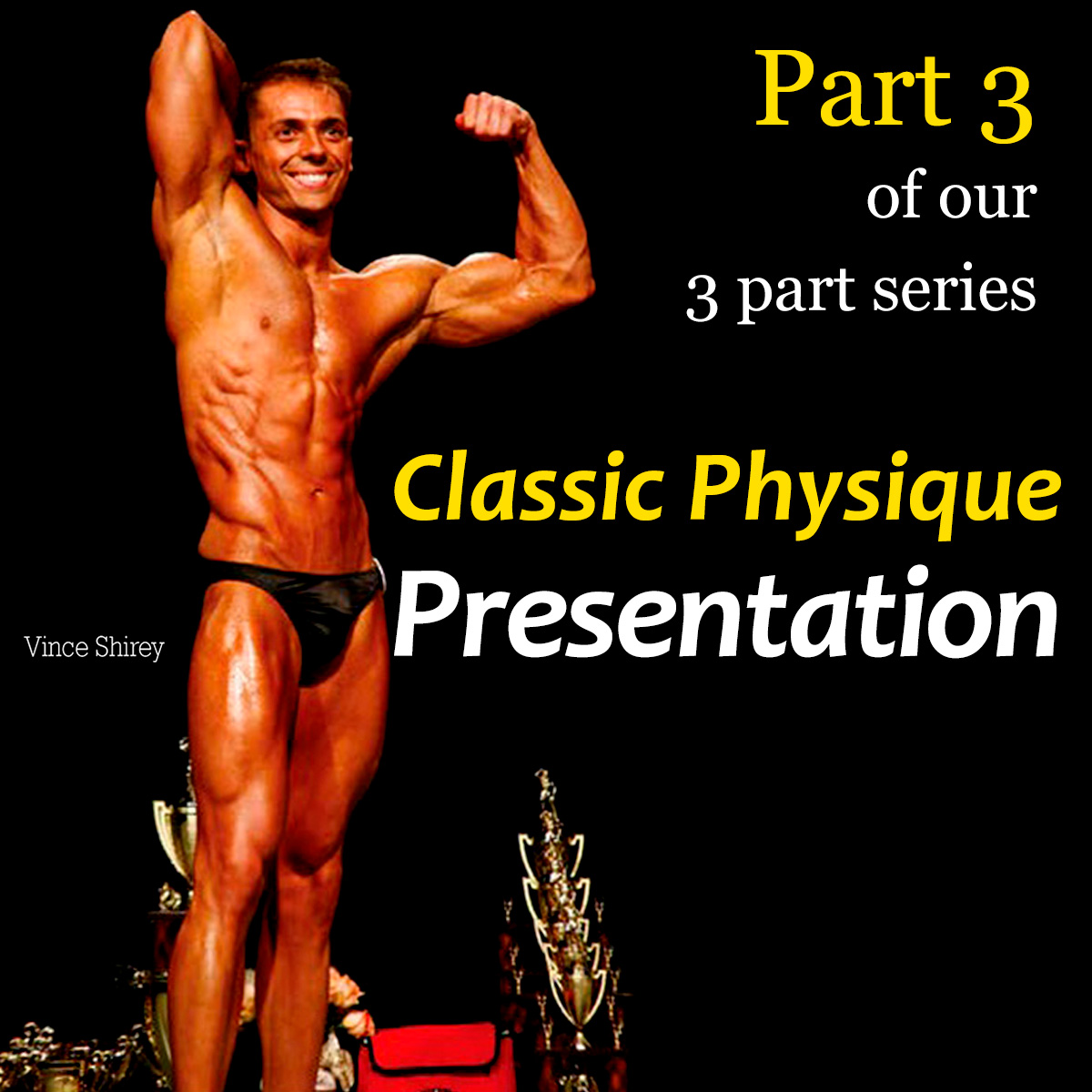 Classic Physique - Presentation