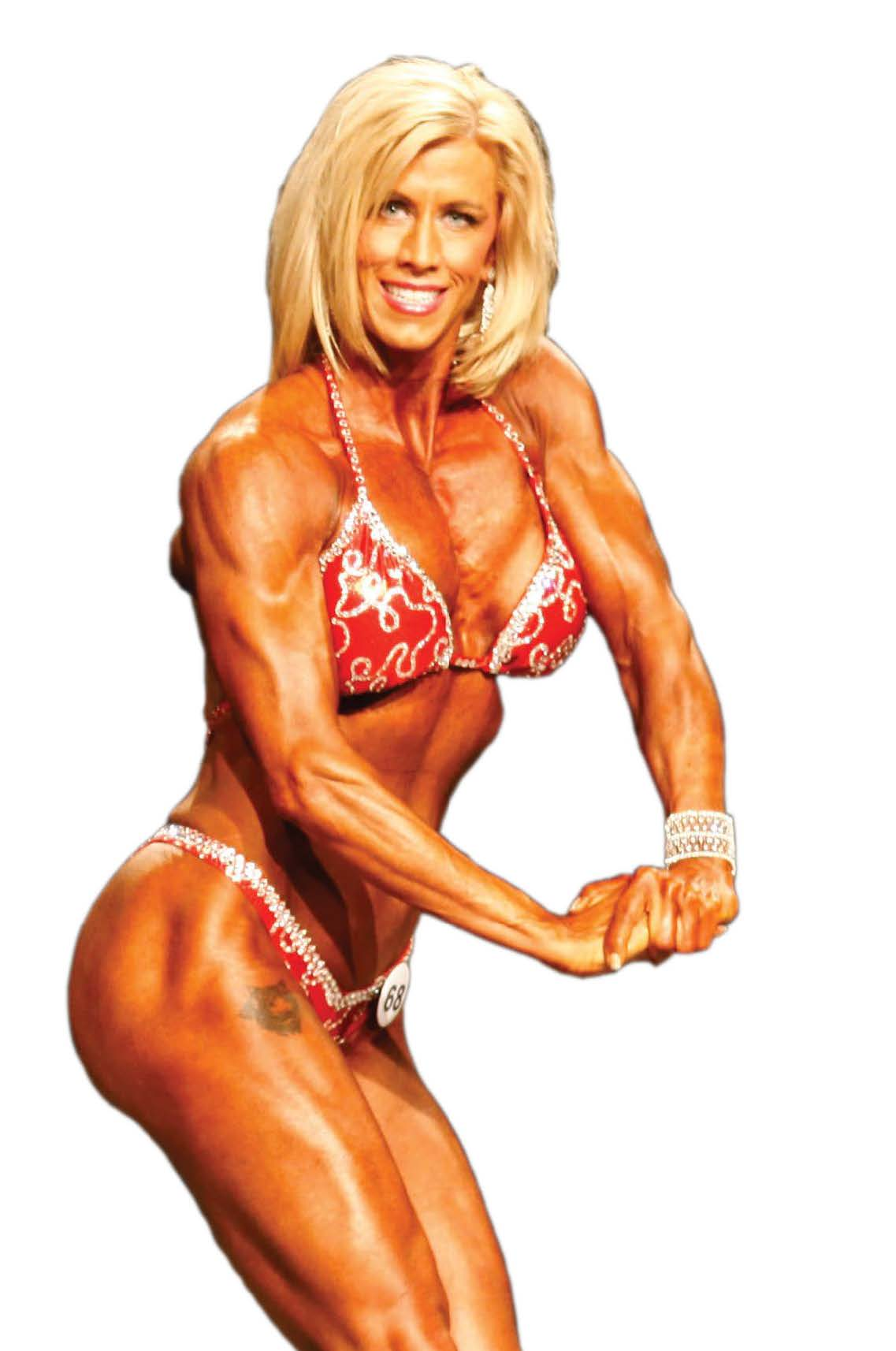 Lose Weight, Gain Muscle Become Healthier, Compete - My Story