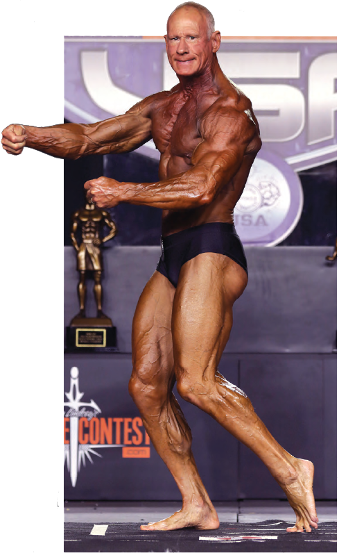 The Secret to 40 Years of Bodybuilding Success